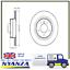 GENUINE-UNIPART-Pair-Brake-Disc-GBD1748-BMW-REAR thumbnail 1