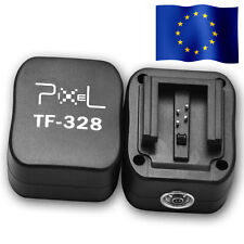 Pixel TF-328 PC Sync Adapter for Sony Alpha & Minolta SLR Cameras as FA-ST1AM