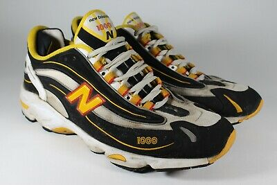 VINTAGE RARE New Balance 1000 Absorb Running Shoes Size 11.5 | eBay