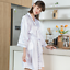 Women-039-s-Nightwear-Loungewear-Casual-Nightgown-Lace-Up-Sleepwear-Babydoll-Dress thumbnail 15