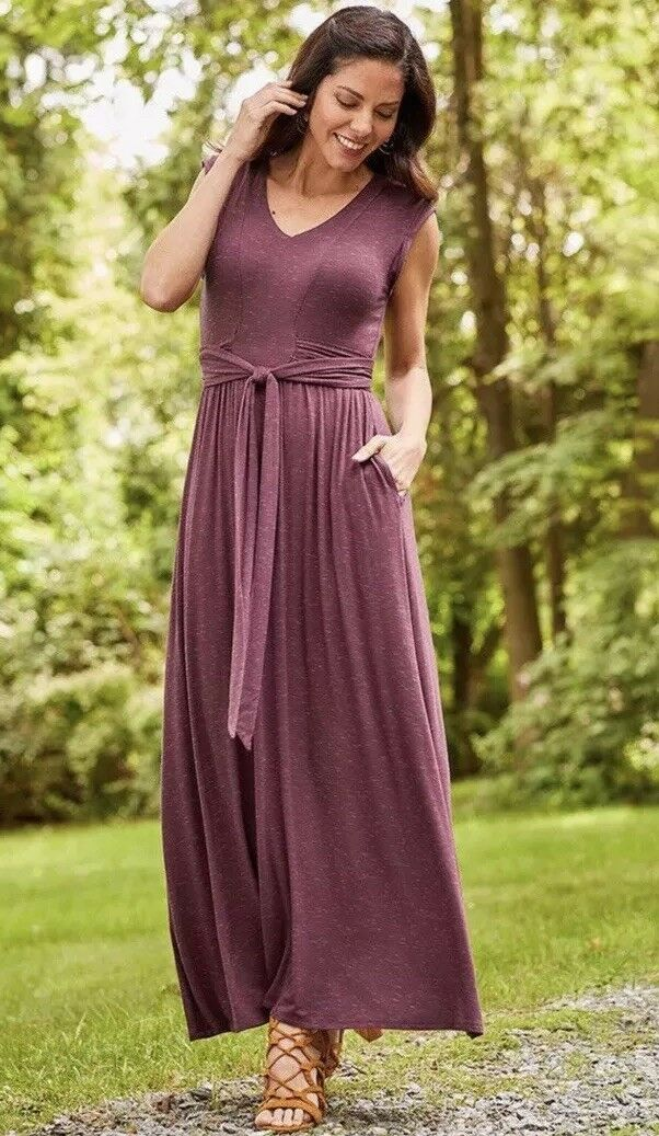 Matilda Jane Chasing Waterfalls Maxi Dress Größe L Large damen New In Bag
