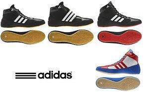Lutte-Adidas-Chaussures-Bottes-HAVOC-Kids-ringerschuhe-Chaussures-de-lutte