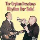 The Rhythm for Sale by Marty Grosz/The Orphan Newsboys (CD, 1997, Jazzology)