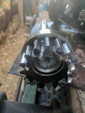 TRANSMISSION DRIVE SHAFT REMOVED FROM FORDSON SUPER MAJOR GEARBOX