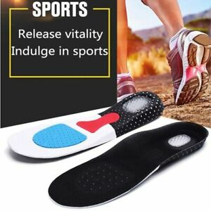 Chaud-Gel-Orthese-Sport-Semelles-Interieures-Insert-Chaussure-Coussin-Support