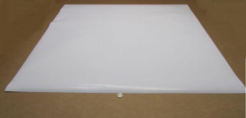 """1//32/"""" Teflon PTFE Virgin Sheet .031/"""" x 36/"""" x 36/"""" White"""