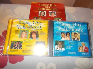 """Doppel-CD """"Super-Hits der Volksmusik"""" - Plaidt, Deutschland - Doppel-CD """"Super-Hits der Volksmusik"""" - Plaidt, Deutschland"""