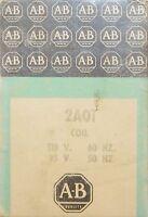 Allen Bradley Relay Contactor Coil 95/110v 2a01