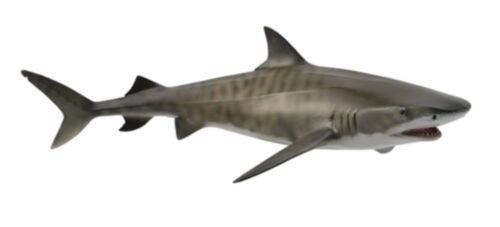 Collecta 88661 Requin-Tigre 16 cm Eau Animaux