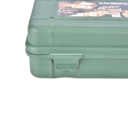 1x Waterproof Shockproof Plastic Outdoor Survival Container Storage Case Carry0c