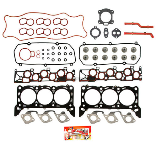 Head Gasket Set for 01-04 Ford E250 E150 F150 4.2 OHV 12V VIN 2