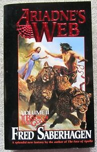 Ariadnes Web (Second Book of the Gods)