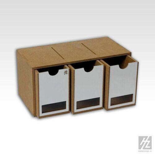 Hobbyzone Modular taller sistema MWS módulos HZ-OMs01a HZ-OMs07 HZ-OMs01b