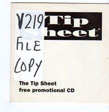 (FA148) Tip Sheet #213, 15 tracks various artists - DJ CD