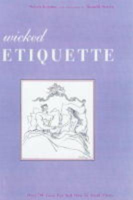 Very Good, Wicked Etiquette, Kortum, Sarah, Book