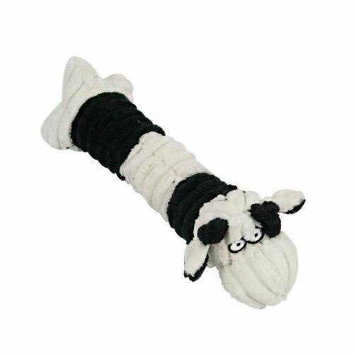 Perro Cachorro Peluche Juguetes Mascota Chew de con Silbador Sonido Erizo Oveja