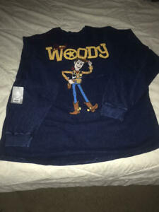 Toy Story Disney Woody Spirit Jersey for Adults