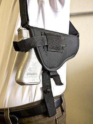Premium OWB Nylon Gun Belt Holster for Springfield XD9 45 357