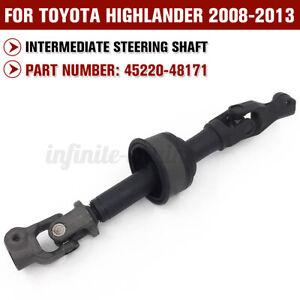 For TOYOTA Highlander 2008-2013 Steering Intermediate Shaft Assy 45220-48171