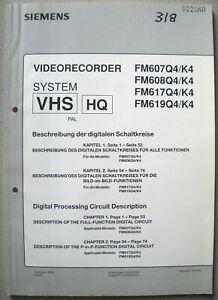 Siemens-FM-607-608-617-619-Beschreibung-der-digitalen-Schaltkreise