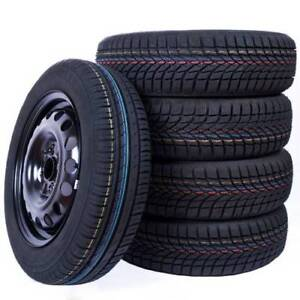 4x-Sommerrader-VW-Polo-Coupe-86C-205-55-R16-91V-Bridgestone-Run-Flat