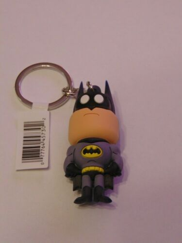 Monogram TEEN TITANS GO TO THE MOVIES Figural Keyrings 3D Keychain DC Comics