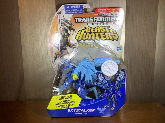 Transformers Prime Beast Hunters Deluxe Class Predacon Skystalker In Package Toy