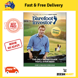 The-Barefoot-Investor-Book-by-Scott-Pape-2019-Update-Paperback