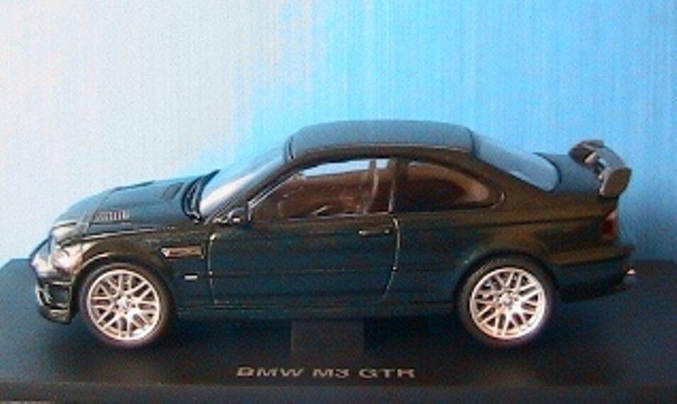 BMW M3 GTR STREET VERSION GREEN KYOSHO 03531GL 1 43 NEW E46 SERIE M green GRUN
