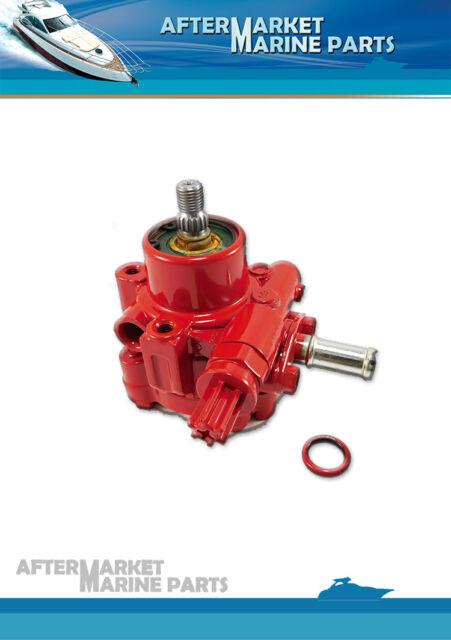 Volvo Penta Power Steering Pump OEM Part Number 3887373 For V6 And V8