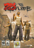 25 To Life Eidos Street Gang Urban Shooter Action Pc Game - Rare Box