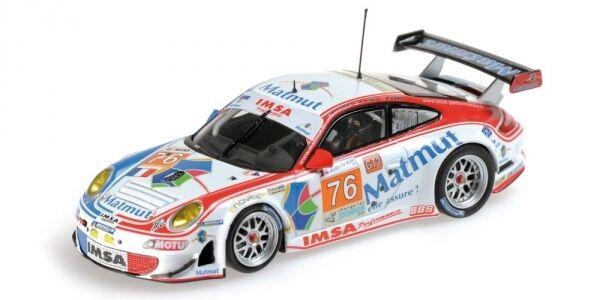 Porsche 997 Gt3 Rsr Imsa Performance Matmut Narac Pilet 24h Le Mans 2010 1 43