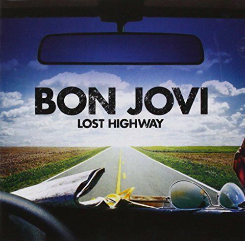 1 of 1 - Bon Jovi - Lost Highway - Bon Jovi CD ZEVG The Cheap Fast Free Post