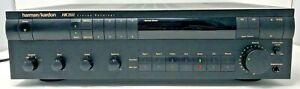Harmon-Kardon-HK3500-AM-amp-FM-Black-Stereo-Receiver-120-Volts-Fully-Functional