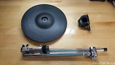 Roland CY-12R/C 3 Way Trigger V-Cymbal Ride V-Drum w/Clamp & Cymbal Arm CT33687