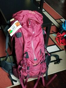 a017776770e Arcteryx Briza 75 Backpack, BRAND NEW WITH TAGS, RED BERRY RED ...
