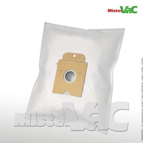 40x Staubsaugerbeutel geeignet Siemens VS01E2100//01  bigbag 3l 2100W