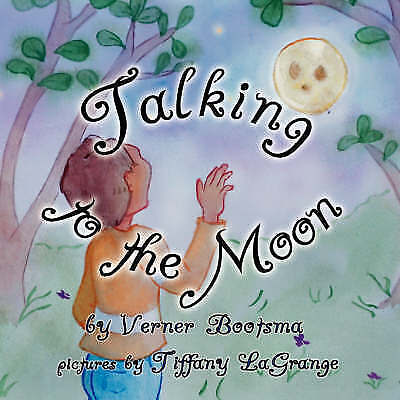 Talking to the Moon, Bootsma, Verner, New Book
