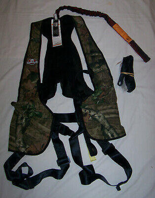 Gh 080313 Gorilla Gear G Tech Vest Safety Tree Harness Bow