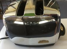 Vtg Retro SUNBEAM T35 Chrome Bakelite Radiant Control Self Lowering ToasterWORKS