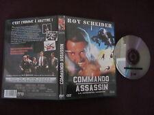 Commando assassin de Sidney J. Furie avec Roy Scheider, DVD, Policier