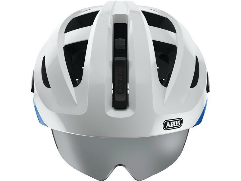 ABUS IN-VIZZ ASCENT blueee comb M Fahrradhelm