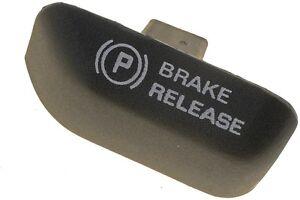 Carded Dorman Parking Brake Release Parking Brake Release Handle-Handle