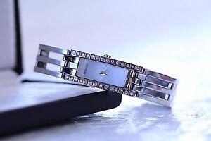 Movado Esperanza Ladies Baguette Diamond Dress Watch 84-H5 1400