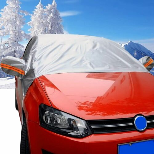 CAR WINDSCREEN WINDSHIELD FROST ICE SNOW COVER SHIELD MIRROR WINDOW PROTECTOR