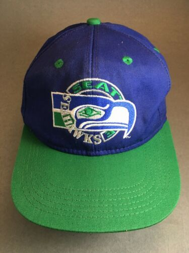 Seattle Seahawks Hat Vintage Apparel One