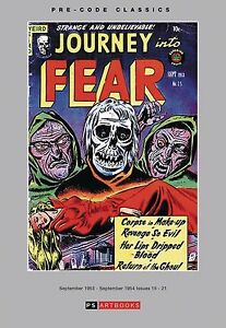 Journey-into-Fear-Vol-3-Gold-Pre-Code-Superior-Comics-Horror-HC-PS-Artbooks-2016