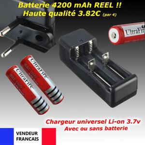 Batterie-18650-ou-Chargeur-double-accu-Li-ion-3-7v-led-torche-led-cigarette-MOD