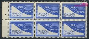 Bizone-Alliierte-Besetzung-Hbl-FZ1-postfrisch-1948-Flugpostzulassg-9082273