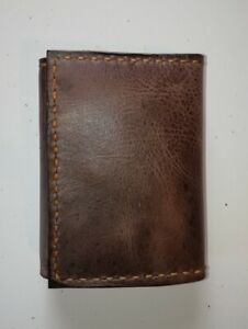 minimalist-vintage-style-handmade-real-cowhide-natural-leather-card-wallet